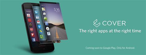android cover cover is an android only contextually aware quot smart quot lockscreen available only by invite