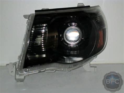 2006 Toyota Tacoma Headlights 2006 Toyota Tacoma Black Chrome Hid D2s Fxr Hid Projector