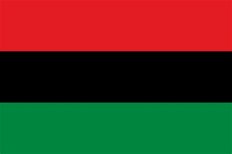 colors of africa pan flag