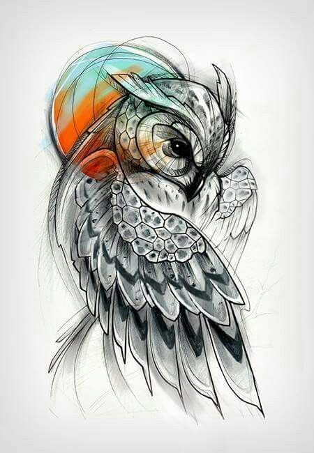 best 25 owl tattoos ideas on pinterest cute owl tattoo