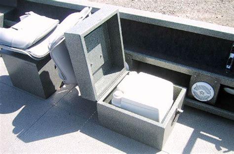 boat potty koffler boats power boat portable potty box options