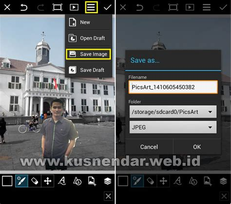 cara mengubah kouta fb dan bbm ke kouta reguler memakai anonytun cara mengganti background foto di android seperti di