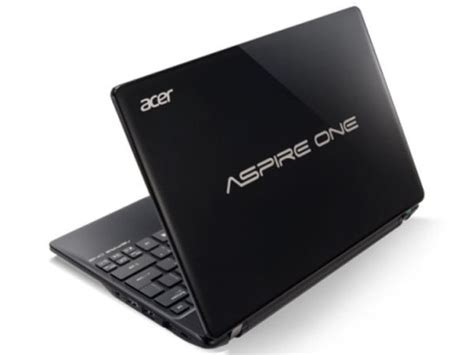 Sepeaker Netbook Acer One 725 acer launches aspire one 725 netbook tech news digital