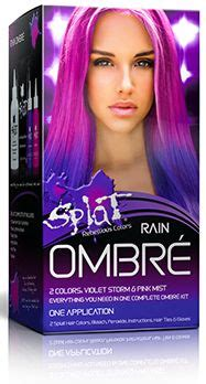 how to dye your hair with splat ombre best 25 splat hair colors ideas on pinterest splat hair