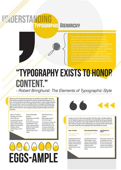 typography newsletter newsletter layouts typographic hierarchy on behance