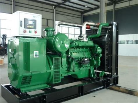 china 400kw biogas biomass generator 400gf zc amd