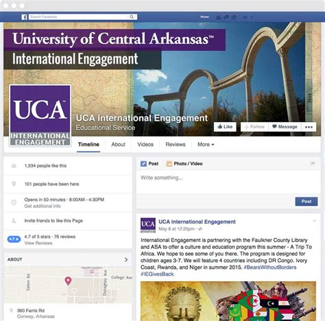Of Central Arkansas Mba Tuition by The Of Social Media In Higher Education Marketing