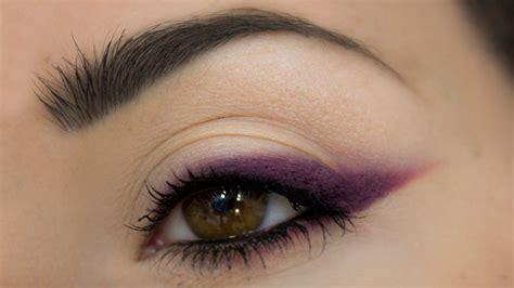 pencil eyeliner tutorial youtube tuto eyeliner violet plum eyeliner makeup tutorial