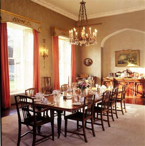 Fancy Dining Room by Elegant Dining Room