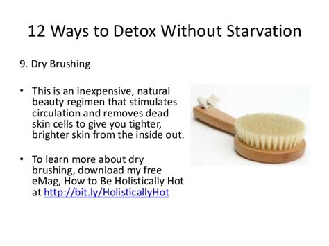 Cheap Ways To Detox by 12 Ways To Detox Without Starvation