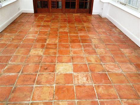 Floor And Tile Decor by How To Clean Terracotta Floor Tile Robinson House Decor