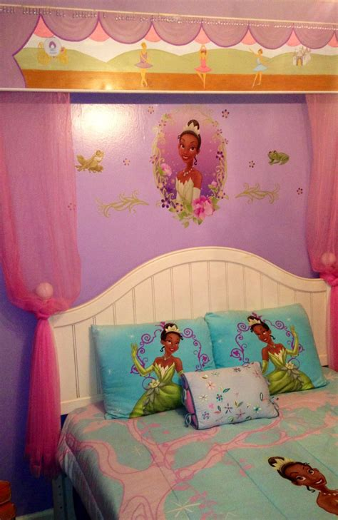 disney princess home decor disney s princess tiana themed bedroom home decor