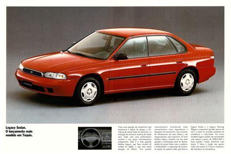 Subaru Legacy 1994 by 1994 Subaru Legacy Brochure