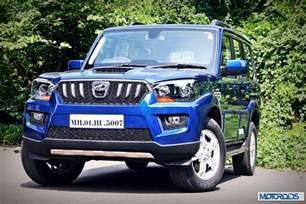 new 2014 mahindra scorpio review buffed up brute motoroids