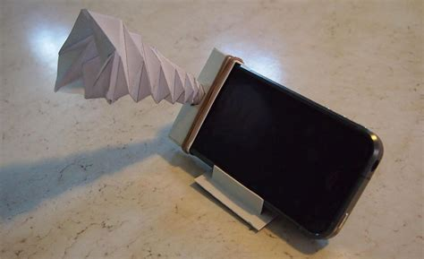 How To Make A Wallet Out Of Paper - how to make a foldable wallet sized paper lifier for