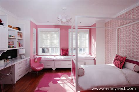 Pretty Rooms For by Design Reveal Pretty In Pink
