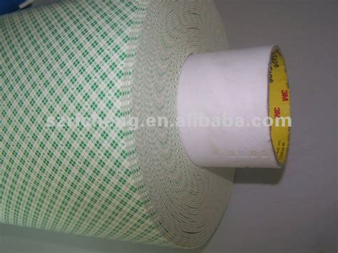 Terbaik Pe Foam 3m Original 24 X 4 Mm 3m 4032 3m 4026 coated urethane foam with