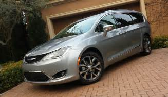 Fast Chrysler Cars 2017 Chrysler Pacifica Drive Review The