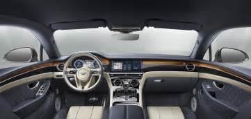 Bentley Continental Gt Interior 2019 Bentley Continental Gt Preview Concept Looks Trick