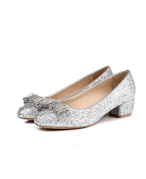 sparkly flat wedding shoes comfortable low heel flat wedding shoes with sparkly bow