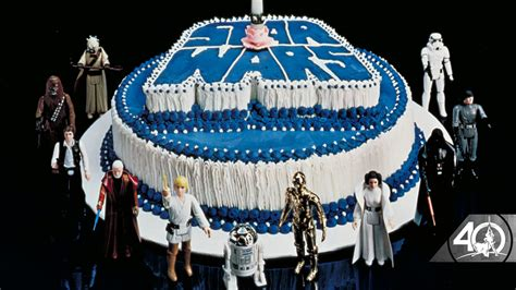 star wars year by 0241232414 40 years of star wars anniversary posters starwars com