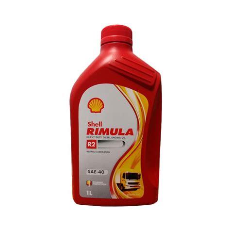 Shell Rimula R2 1 jual shell rimula r2 pelumas oli mesin mobil diesel 1