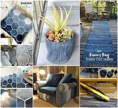 decorating with denim decorating with denim sof 225 jeans decora 231 227 o decor pinterest denim home decor denim