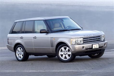2004 range rover review 2004 land rover range rover reviews specs and prices