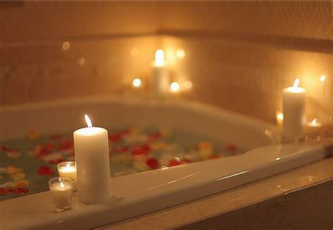 bathtub candles bubble bath quotes like success