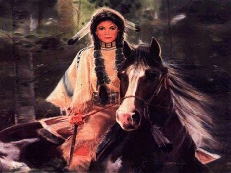 themes indian girl jerry s native american wallpaper page