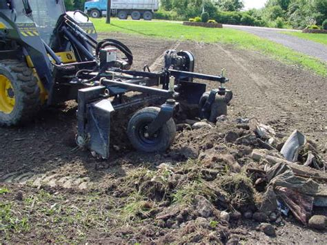 Landscape Rake Or Harley Rake Skid Steer Harley Power Box Rake Attachment 72 Quot Wide With