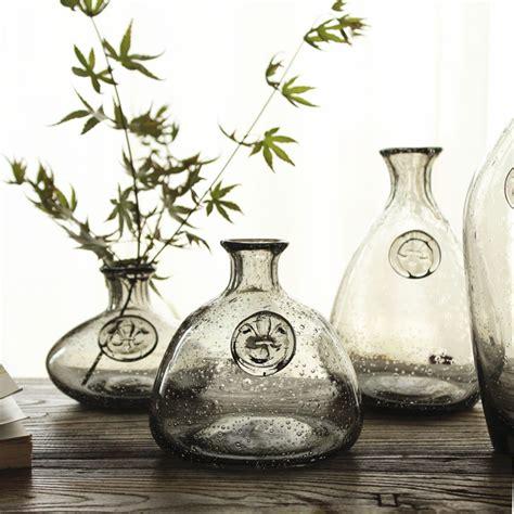 Big Flower Vase Aliexpress Buy Fashion Creative Handmade Glass