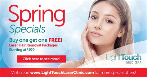 Light Touch Laser Spa by Laser Hair Removal Lighttouch Laser Clinic