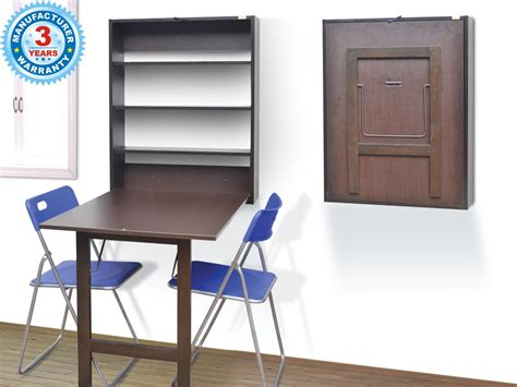 Superior In Wall Dehumidifier For Bathroom #2: Wall-Attached-Dining-Table-Study-Table.jpg
