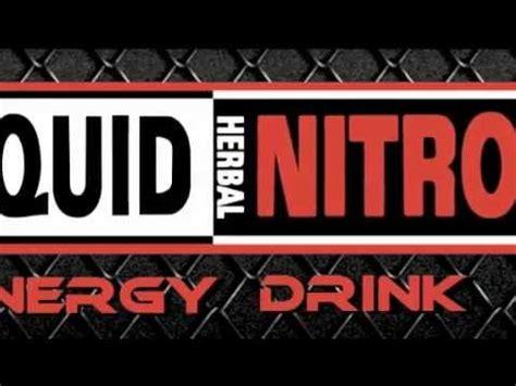 energy drink song liquid nitro energy drink theme song feat btme
