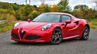 Alfa Romeo 4c Used We Re In A Relationship Alfa Romeo 4c