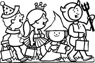 24 free halloween coloring pages kids honey lime