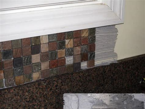 installing glass tile backsplash in kitchen installing backsplash kitchen kitchen design photos