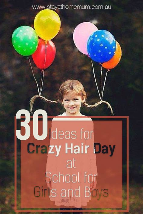 30 ideas for hair day at school for 30 ideas for hair day at school stay at home