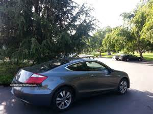 2009 honda accord 2dr coupe exl ex l title