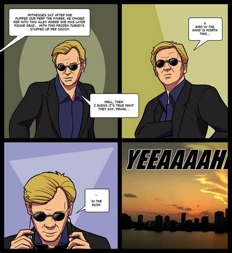 Csi Miami Sunglasses Meme - csi meme memes