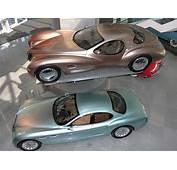 1995 Chrysler Atlantic &amp 1998 Chronos Concept