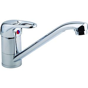 wickes kitchen sinks sale wickes messina mono mixer kitchen sink tap chrome finish