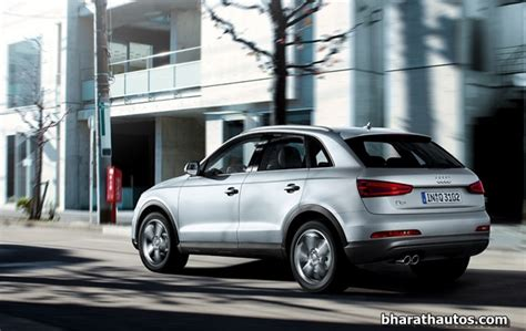 Audi India Q3 by Start Of Audi Q3 Production In India