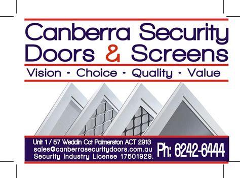 canberra security doors screens casey 14