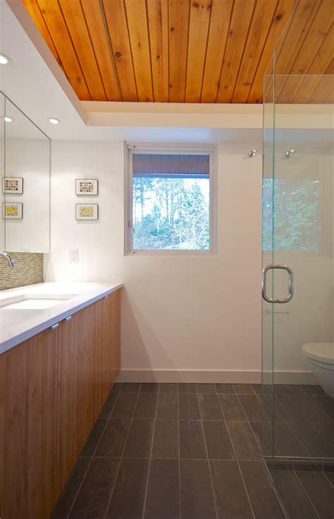 bathroom in situ mid century bath in situ