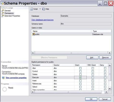 Change Table Schema Understanding The Difference Between Owners And Schemas In Sql Server Sqlteam