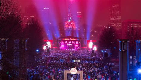 new years in nashville new year s in nashville tennessee