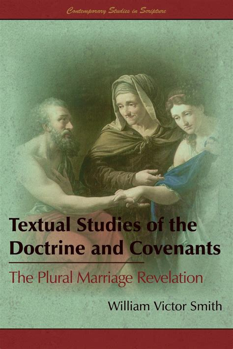 in defense of plural marriage books textual studies of the doctrine and covenants the plural