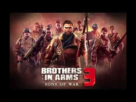 themes of love and war in arms and the man brothers in arms 3 sons of war main theme newer version